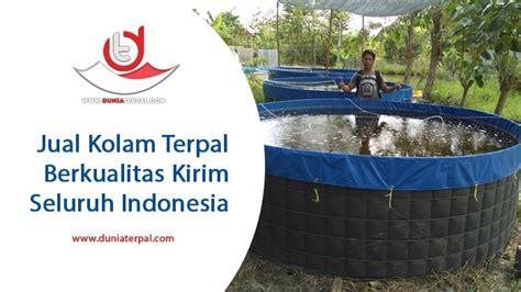 Jual Kolam Terpal Surabaya jual kolam terpal gresik surabaya sidoarjo tuban