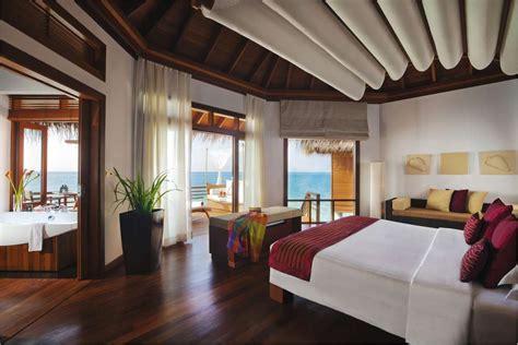 villa bedrooms maldives water villas baros maldives