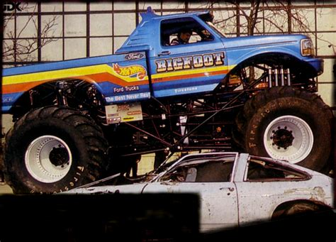 history of bigfoot monster jdk 180 s monster trucks monster truck bilder quot history quot