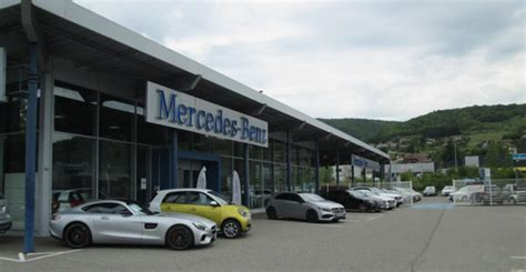 Garage Mercedes Chambery by Concession Mercedes Annecy Etoile Mont Blanc Emb 74