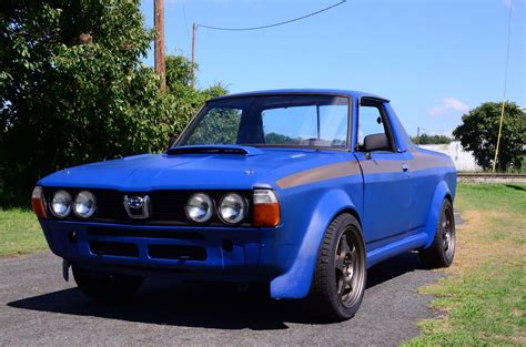 subaru brat custom subaru brat with an ea 82 engine swap depot