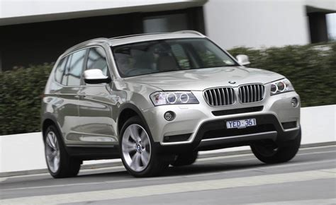 bmw jeep 2013 2013 bmw x3 specification upgrade boosts suv value