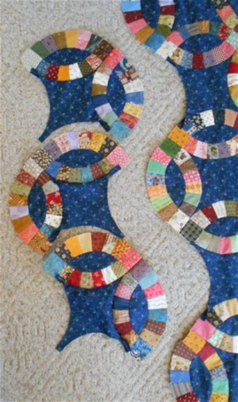 tips for double wedding ring quilt jo s country junction