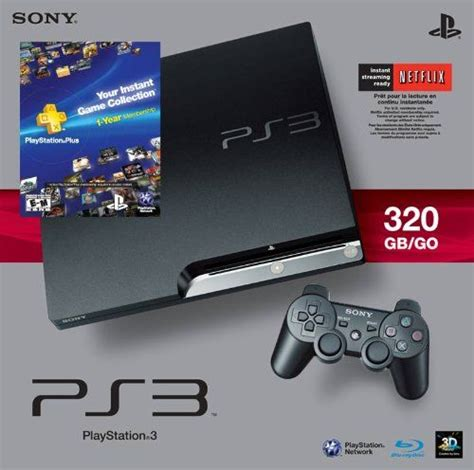 cheapest ps3 console review cheap ps3 320 gb playstation plus instant