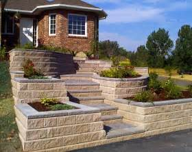 landscape ideas for sloped front yard that are totally