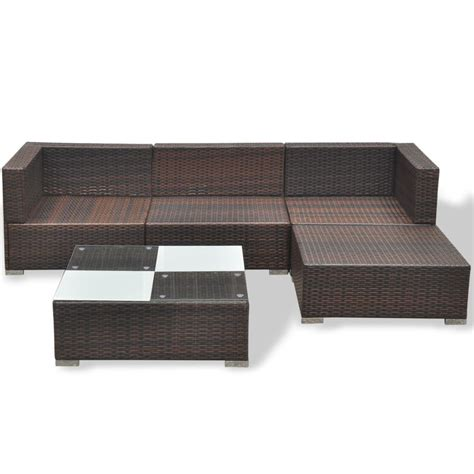 Gartensofa Set