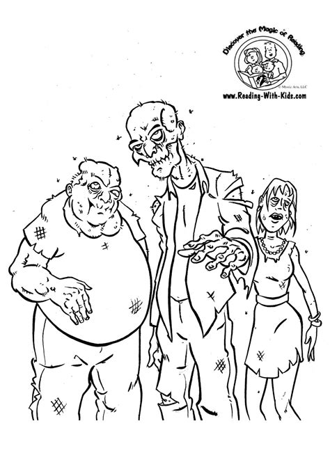 zombie head coloring page zombie head coloring pages coloring pages