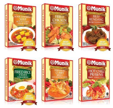 Munik Bumbu Sop Buntut munik instant seasoning citra sukses international