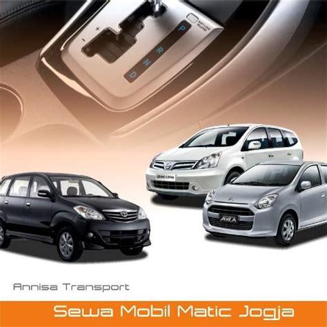 Accu Mobil Di Yogyakarta sewa mobil matic jogja nyewain
