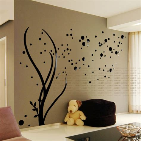 wall sticker decoration ideas 50 wall decor ideas to try in 2015