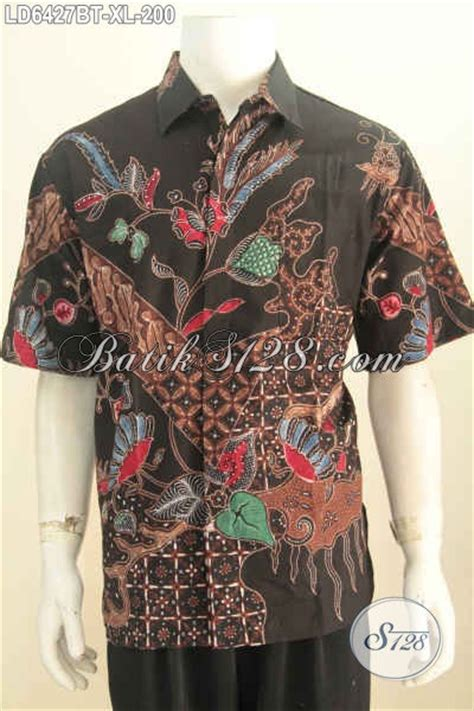 Kemeja Batik Dewasa Kemeja Batik Kantoran 31 baju batik pria dewasa 40 tahunan kemeja batik halus