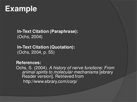 How To Reference A Podcast In An Essay by Apa Citation Style 6th Edition