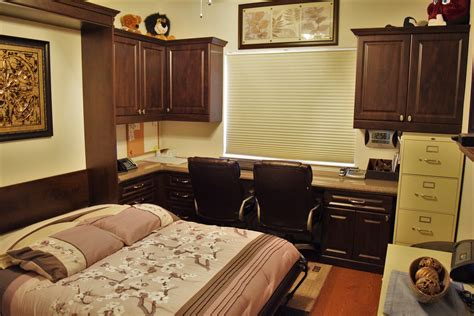 home office and bedroom combo home office guest bedroom combination more space place dallas