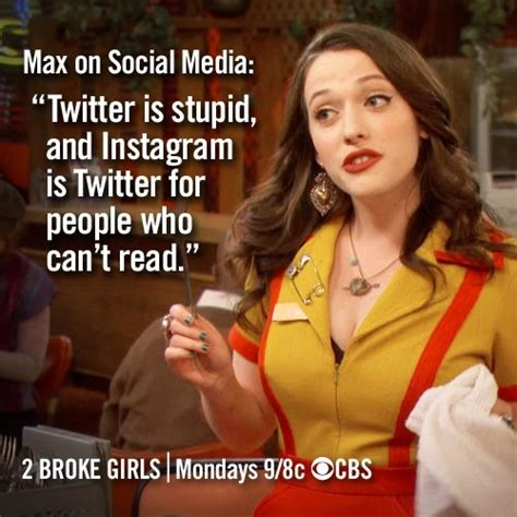 2 broke girls funny quotes quotesgram