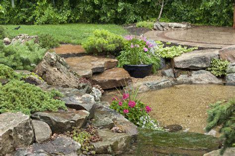 aquascape patio pond aquascape your landscape livin the outdoor lifestyle