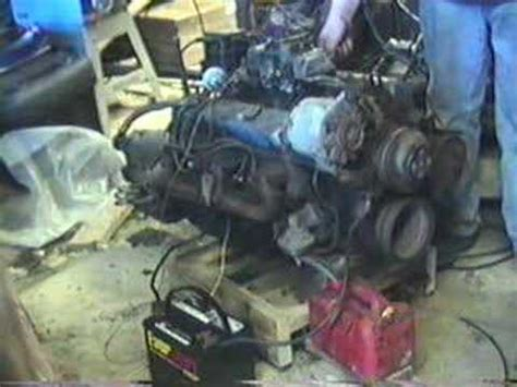 small engine repair training 1998 chevrolet g series 2500 electronic valve timing 1979 chevy 350 start run youtube