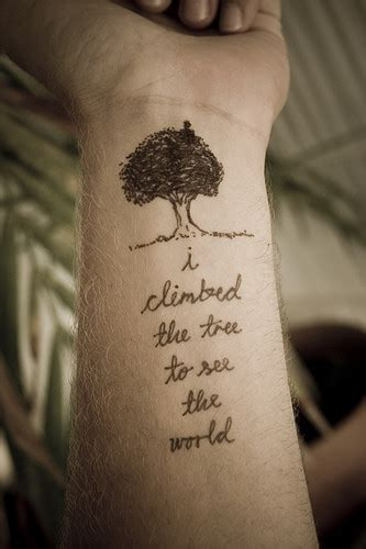 quotes about life tattoos quotes on
