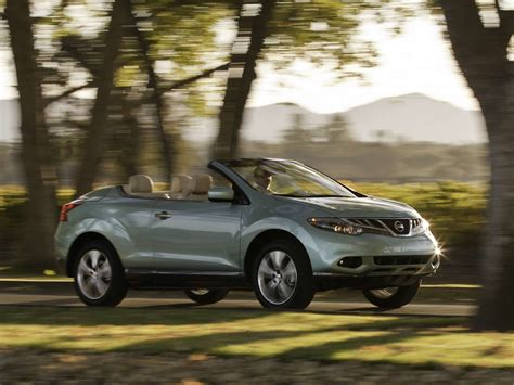 nissan crosscabriolet nissan murano crosscabriolet buying guide