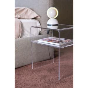 Table De Nuit Plexiglas by Table Plexiglas Achat Vente Pas Cher