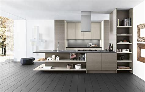 grey modern kitchen design in cucina i vani a giorno fanno tendenza cose di casa