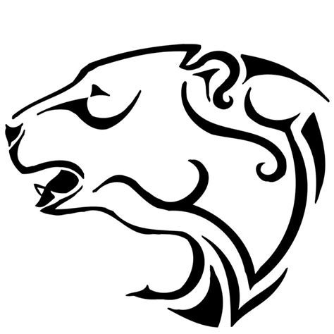 tribal bear head tattoo tribal