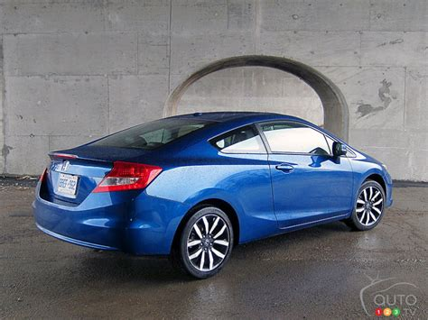 2013 Honda Civic Coupe Review by 2013 Honda Civic Coupe Ex L Navi Review Editor S Review