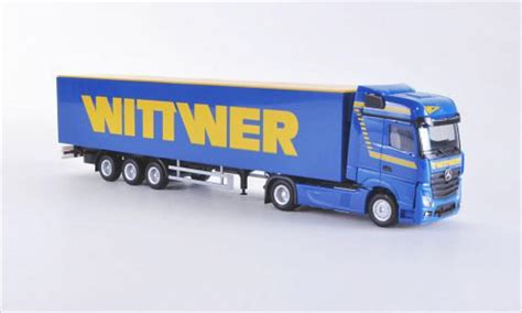 Diecast Replika Miniatur Merchedes 160 mercedes actros wittwer herpa diecast model car 1 87 buy sell diecast car on alldiecast co uk