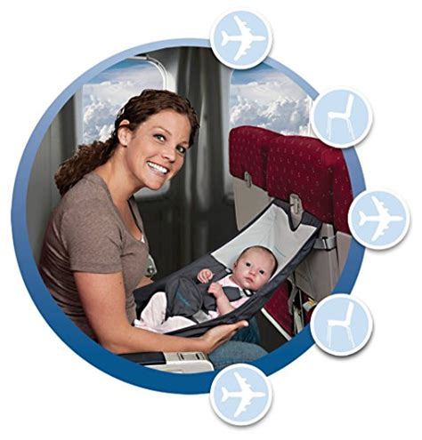 Air Travel Comfort Items by Infant Airplane Seat Flyebaby Airplane Baby Comfort