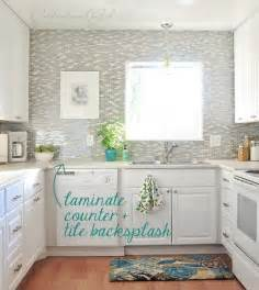 Examples Of Kitchen Backsplashes 5 reasons to choose laminate kitchen countertops