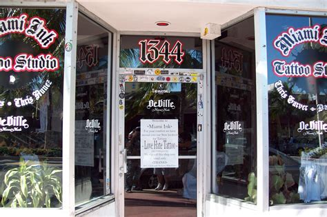 miami ink tattoo shop miami ink by tattooyoursoul on deviantart