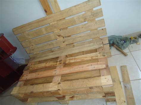 couch made of pallets used pallets turned into couch diy tutorial pallet ideas