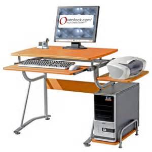 Small Computer Desk Station Ergonomic Compact Computer Desk Workstation Upc 820335933602