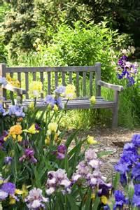 Merveilleux Maison Du Monde Banquette #1: 1-banc-de-jardin-en-bois-meubles-de-jardin-banquette-maison-du-monde-jolie-idee.jpg