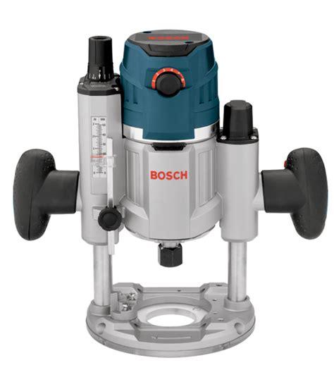 Bosch Mrp23evs 2 3 Hp Plunge Base Router