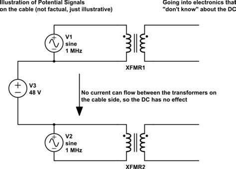 poe circuit diagram ethernet how to design poe splitter for mode a and b