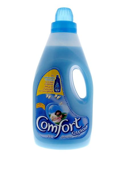 comfort products premier brands comfort fabric softener 6x2 litre