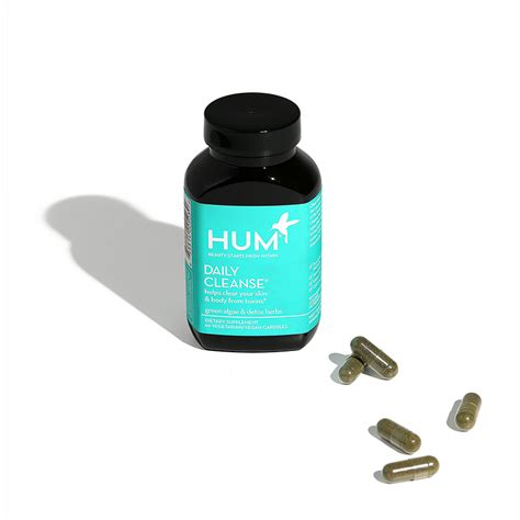 Daily Detox Hum Reviews by Hum Nutrition Daily Cleanse 174 Dermstore