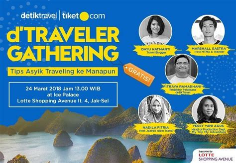 dtraveler gathering daily voyagers