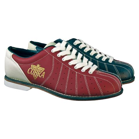 bowlerstore mens tcr 1l cobra rental bowling shoes laces