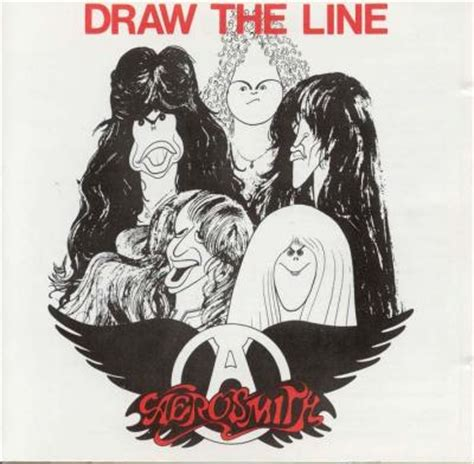sketch album song draw the line by aerosmith song list