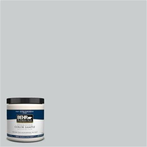 behr premium plus 8 oz n500 2 loft space interior exterior paint sle pp10016 the home depot