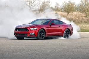 2016 ford mustang gt front photo ruby paint