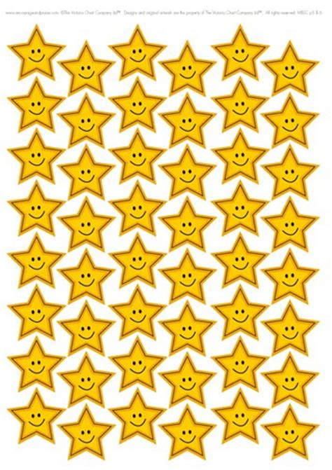 printable star stickers image result for printable stickers to reward students