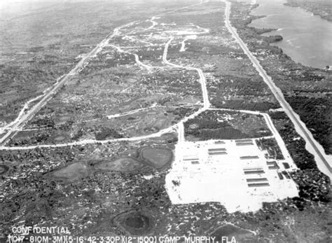Records Martin County Fl Florida Memory Aerial View Of C Murphy In Martin County