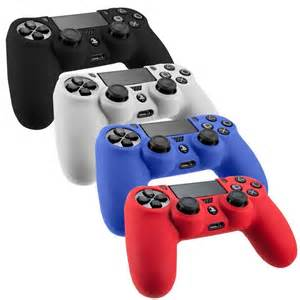 ps4 controller colors silicone protective ps4 controller review
