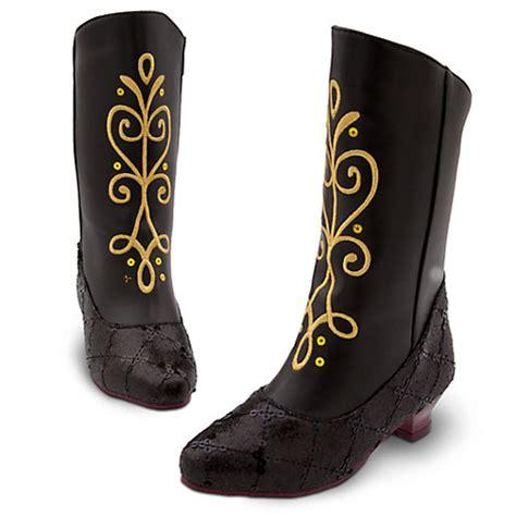 disney store shoes disney store authentic frozen princess costume boots