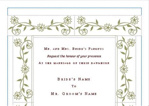 party and birthday invitation invitation templates word