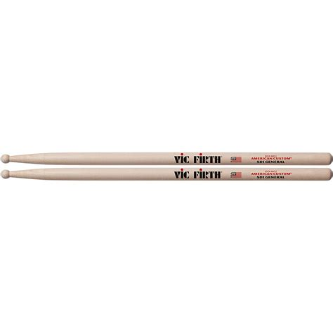 Handmade Drumsticks - vic firth american custom sd1 general 171 drumsticks