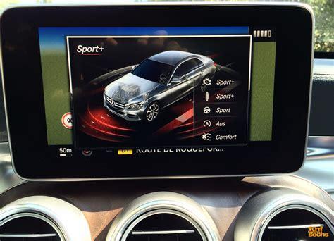 Agility Control Fahrwerk Tieferlegen by Die Technischen Highlights Der Neuen Mercedes C Klasse