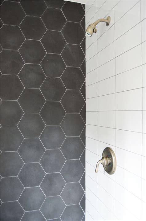 white cement for bathroom tiles best 25 hex tile ideas on pinterest